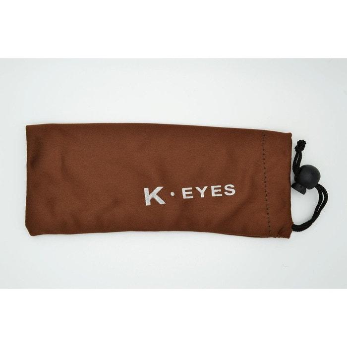 0cfad983ba16b9 Lunettes de lecture rondes façon demi-cerclées K-Eyes   La Redoute