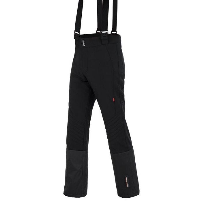 91cb252e1c8291 Fuseau de ski softshell chaud et stretch noir Cimalp | La Redoute