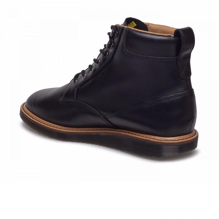 Chaussures Omari Black Analine - Dr Martens OOpPSLOA