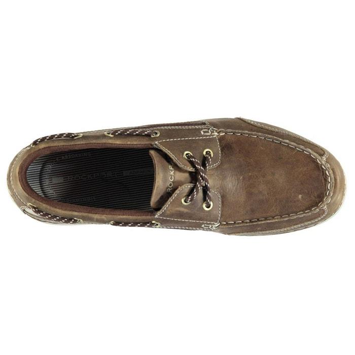 Chaussures bateau board walk lth Rockport