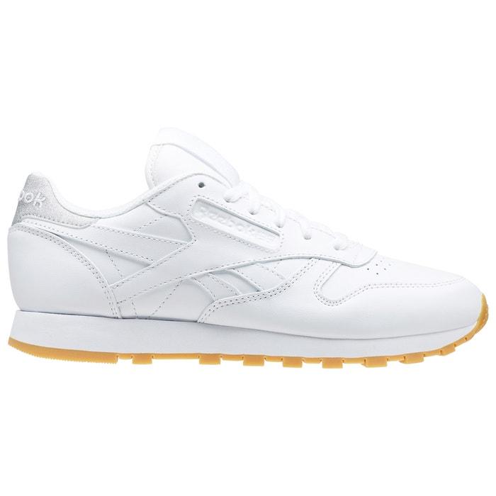 afbeelding Sneakers Cl Lthr Met Diamond REEBOK
