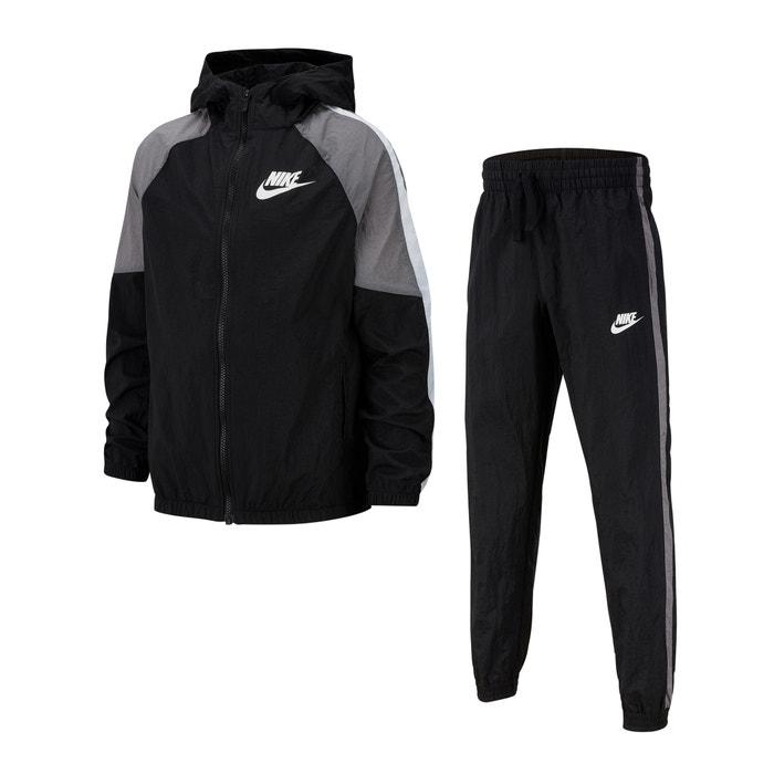 jogging nike poche zip
