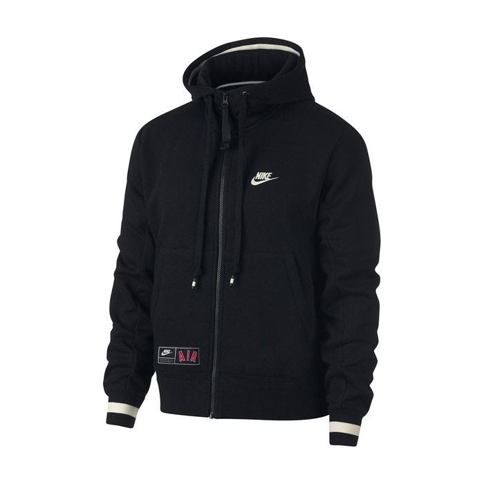 Sweat zippé à capuche Nike air
