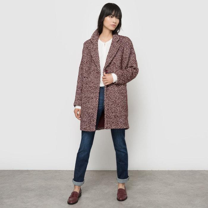 afbeelding Oversized jas met knoopsluiting SEE U SOON