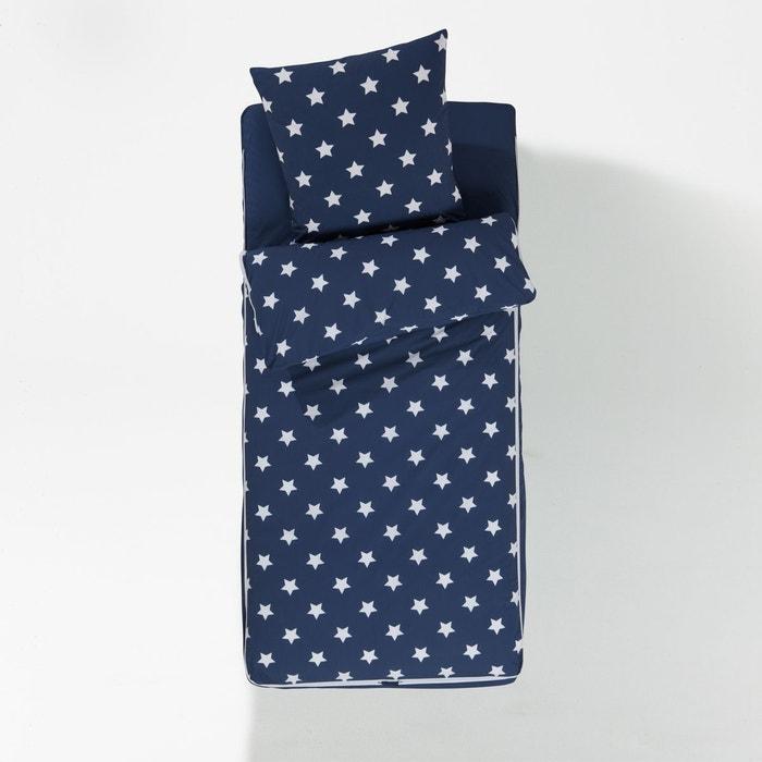 caradou sans couette pr t dormir apollo bleu blanc la redoute interieurs la redoute. Black Bedroom Furniture Sets. Home Design Ideas