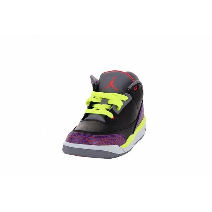 ... Basket Nike Air Jordan 3 Retro Cadet (PS) - 441141-039 NIKE ...