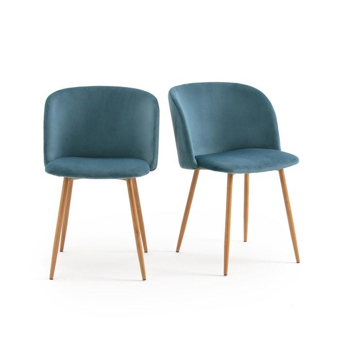 комплект из 2 столовых кресел Lavergne La Redoute Interieurs La
