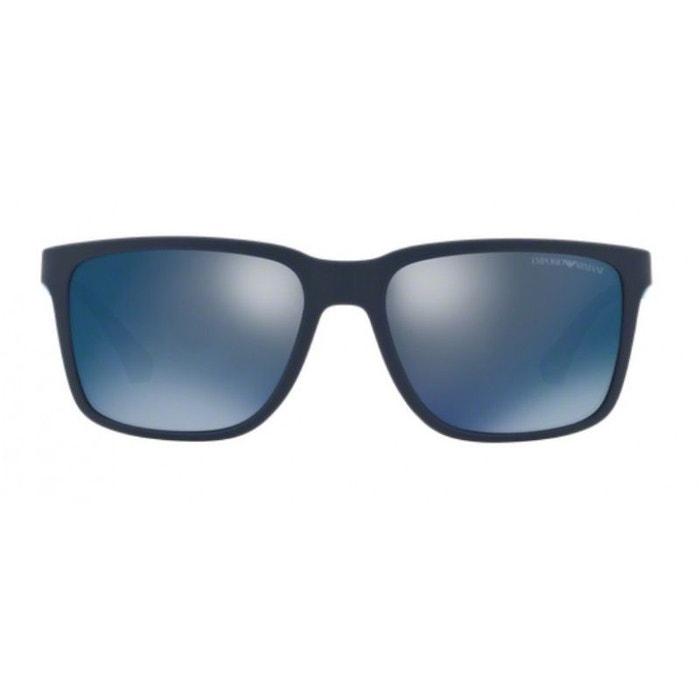 Lunettes de soleil pour homme emporio armani bleu ea 4047 565225 56 17 bleu  Emporio Armani   La Redoute b63bf0c37434