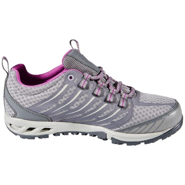 Ventrailia razor - chaussures femme - outdry gris/violet gris Columbia