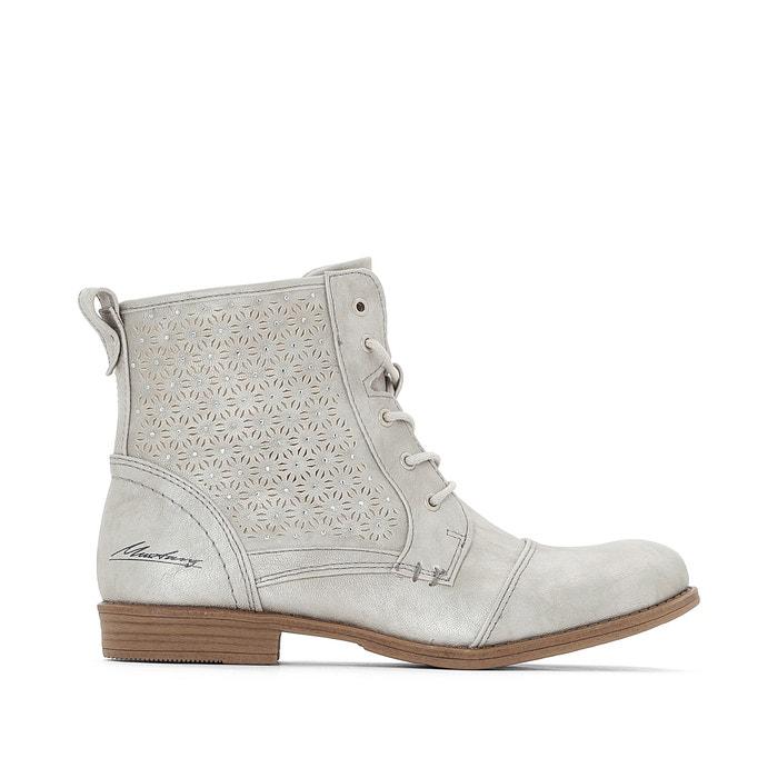 Image Boots à lacets 115743 MUSTANG SHOES