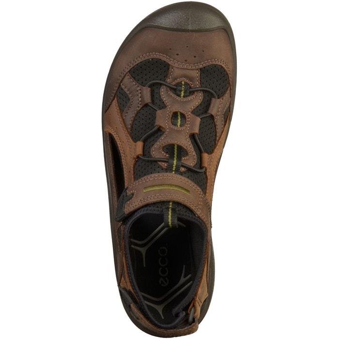 Sandales café Ecco
