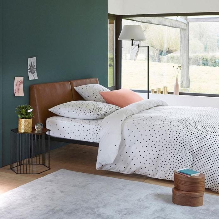 Autre image Taie d'oreiller, percale de coton, Scaliot La Redoute Interieurs