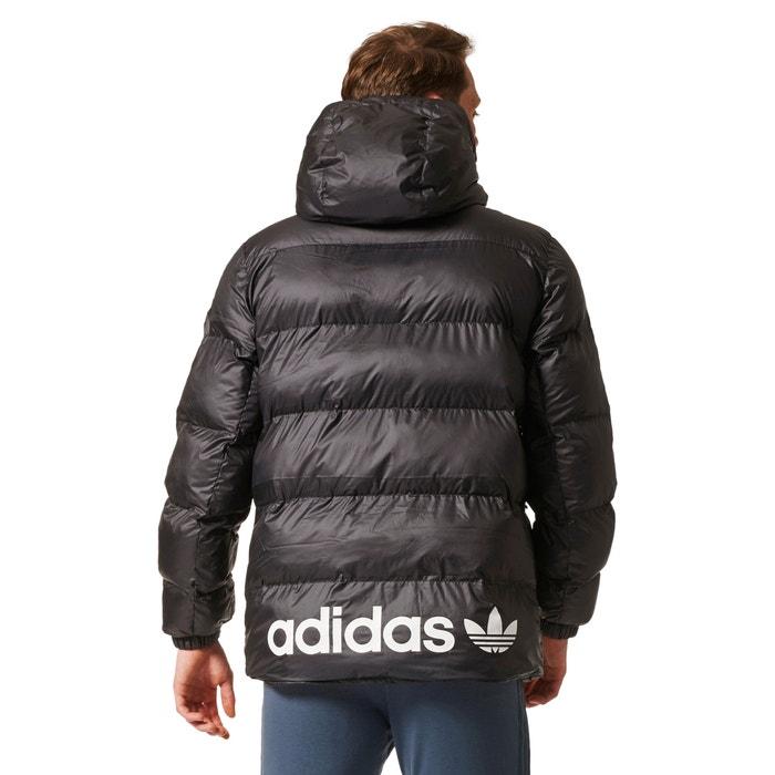 adidas Originals Originals Puffer Jacket Black Mens Jackets 116291