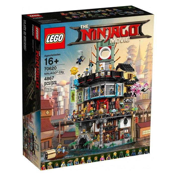 70620 Lego® NinjagoLa 70620 Ville Ninjago® NinjagoLa Lego® eEHWDI2Y9b