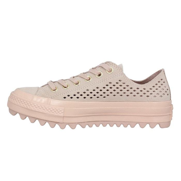 Lift Ripple Ox chaussures beigeConverse KQLQUxvH
