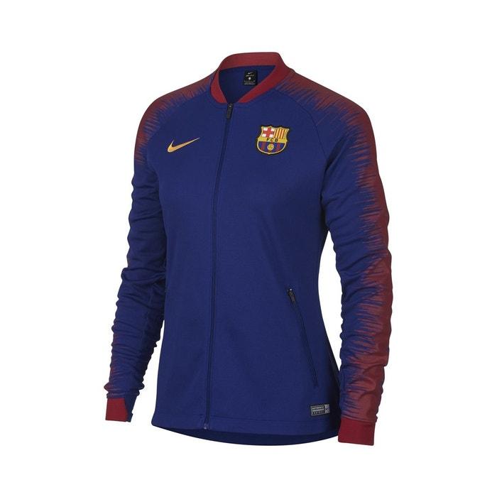 Anthem Bleu Nike Barcelone Redoute Bleurouge Veste La Femme qRE1xB88w