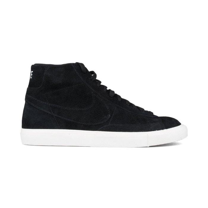 Basket blazer mid - 371761-033 noir Nike