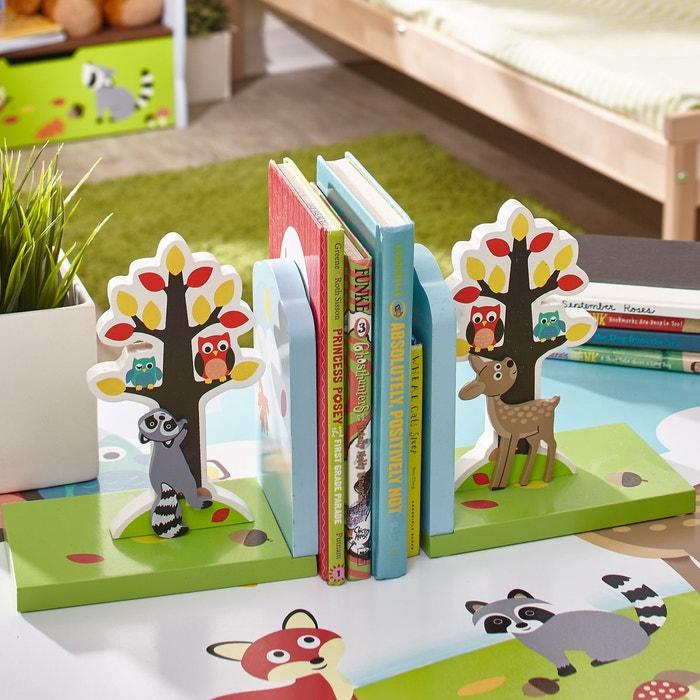 Serre Livres Enfant Pour Bibliotheque Enchanted Woodland