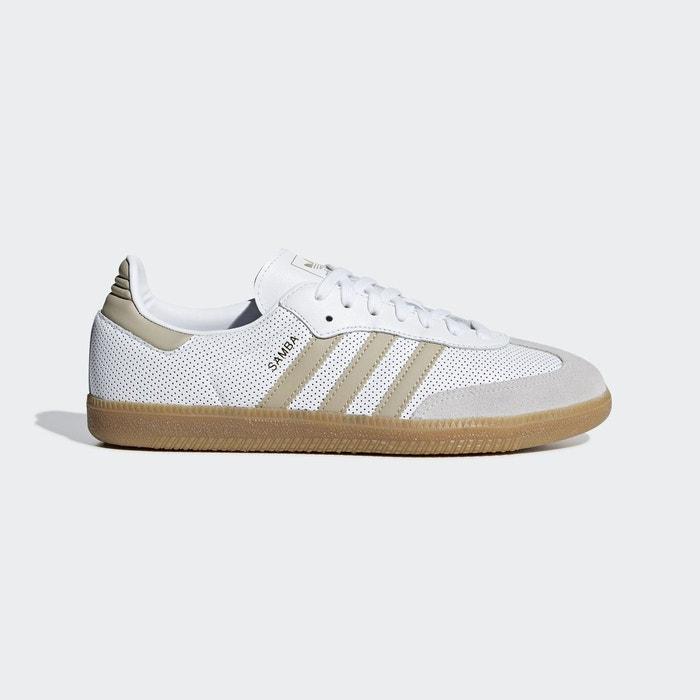 c46822a7146f2 Baskets chaussure samba og blanc Adidas Originals
