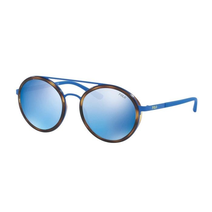 5a5116238da3d Lunettes de soleil ph3103 bleu marine Polo Ralph Lauren