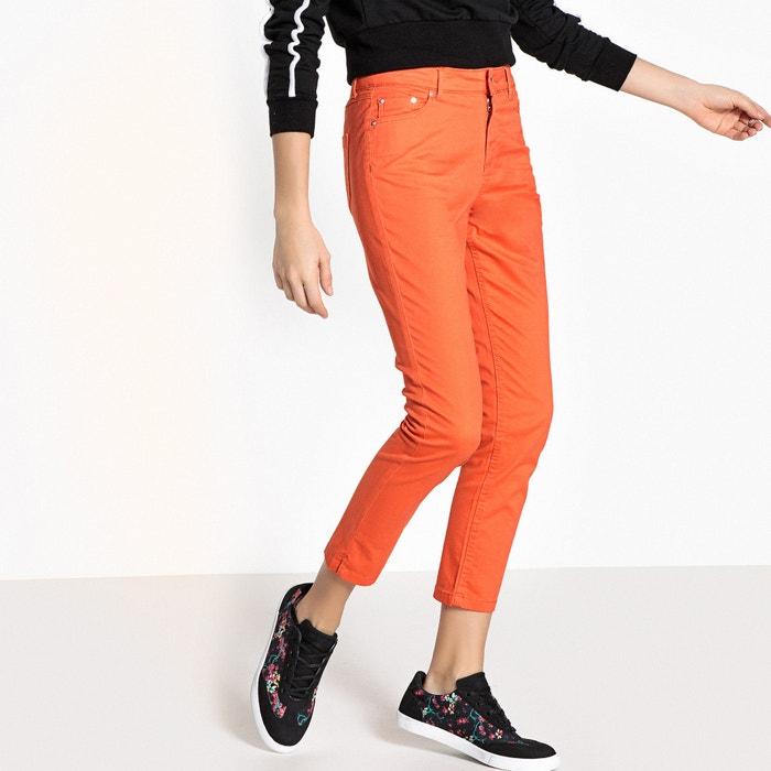 Pantaloni straight 7/8  La Redoute Collections image 0