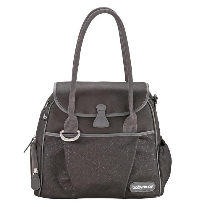 sac langer style bag gris babymoov la redoute. Black Bedroom Furniture Sets. Home Design Ideas