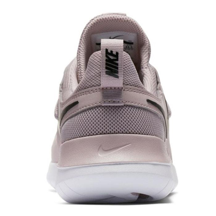 Baskets tessen rose Nike