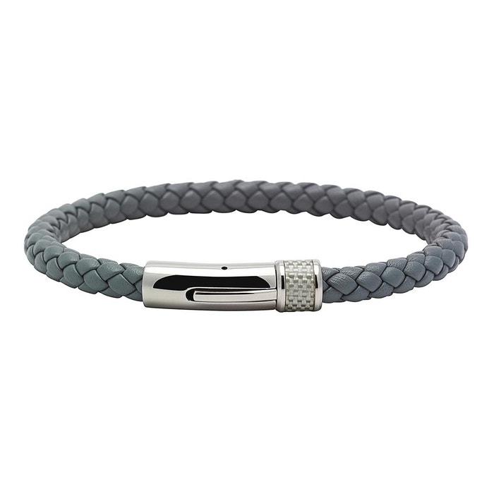 De Nombreux Types De Vente Grand Escompte Bracelet acier gris Rochet | La Redoute Déstockage De Dédouanement k4u79V