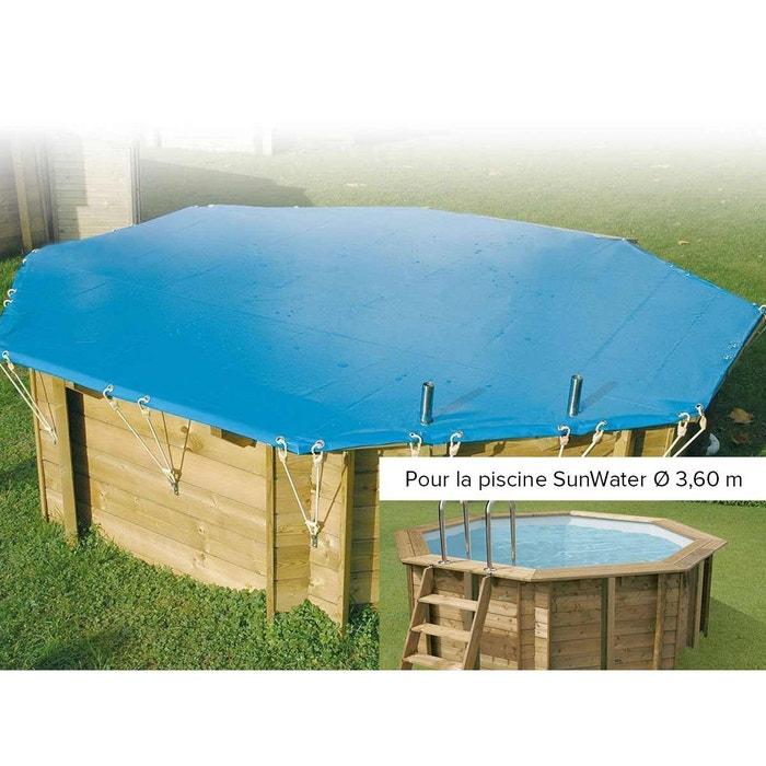piscine bois 3 60 m