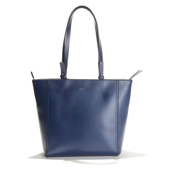 Bleu La Fay Main Sac Marine Esprit Redoute Shopper À z0IzZx4
