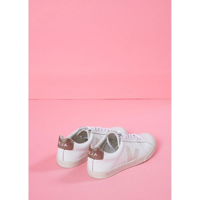 Sneakers trama blanc Sud Express