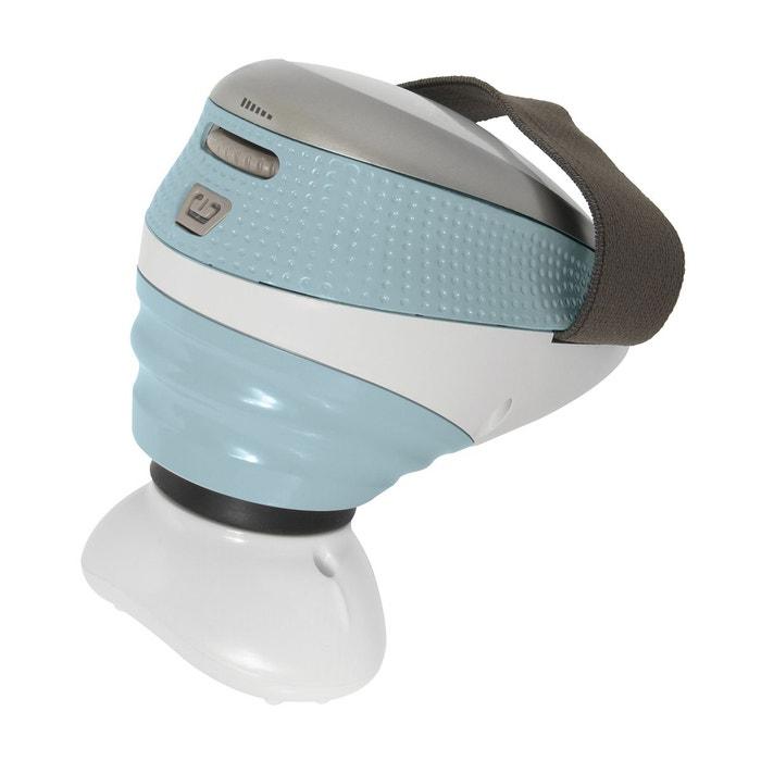 Masseur anti-cellulite cell-100 bleu-blanc Homedics | La ...