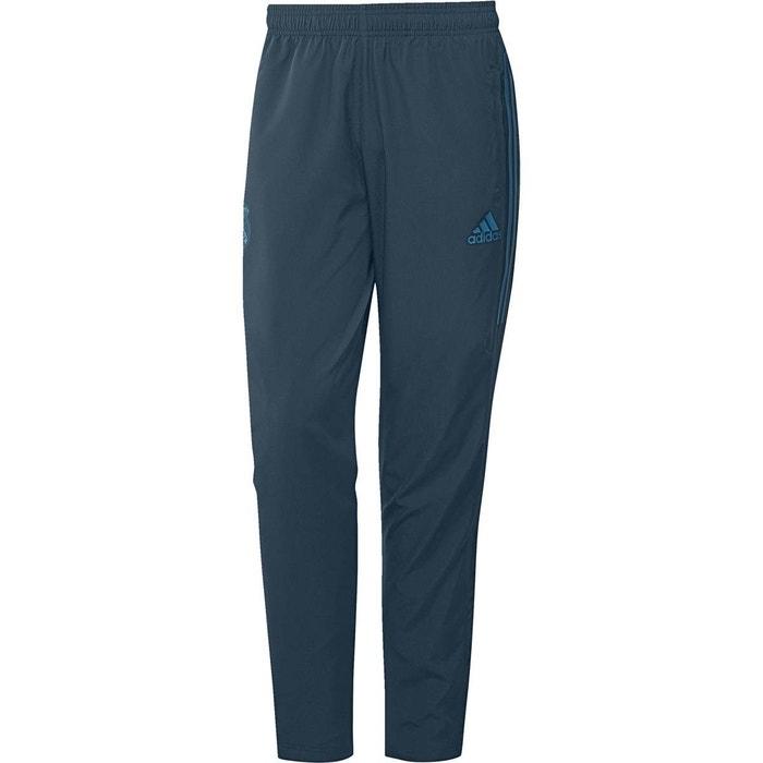 65b9cc029953b Pantalon de survêtement adidas real madrid eu woven - cf4386 bleu Adidas  Performance   La Redoute