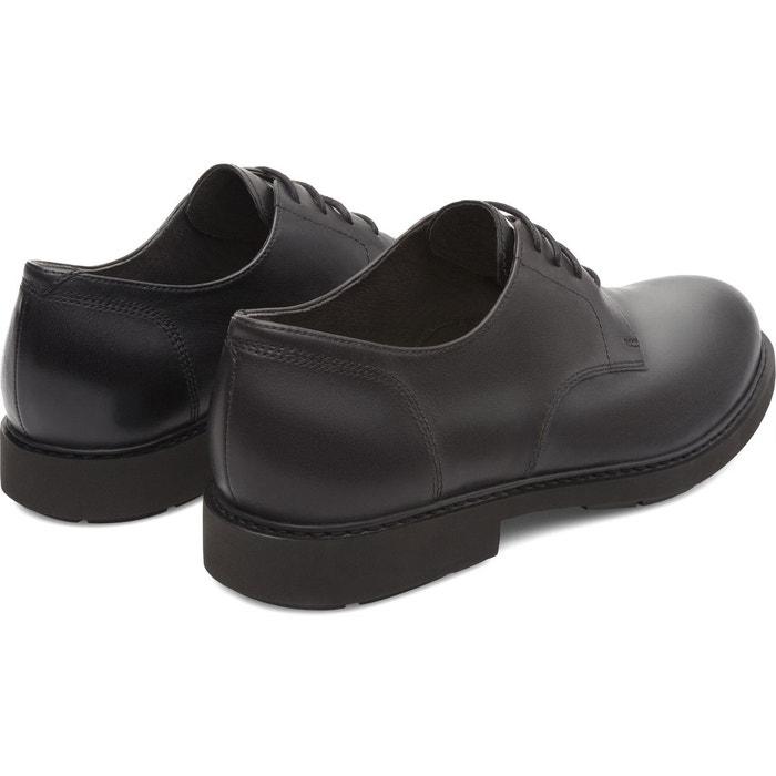 Mil k100152-008 chaussures habillées homme noir Camper
