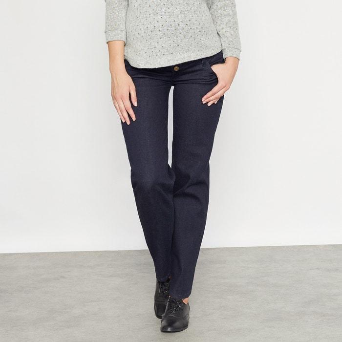 "Image Straight Maternity Jeans, Length 30.5"" R essentiel"