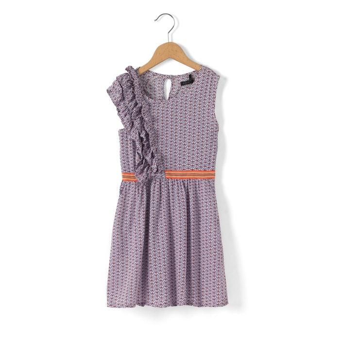 Printed Sleeveless Dress, 3 - 14 Years  IKKS JUNIOR image 0