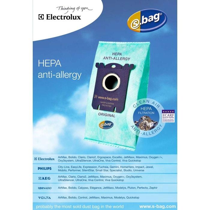 sac aspirateur electrolux e206 b clinic s 39 bag couleur. Black Bedroom Furniture Sets. Home Design Ideas