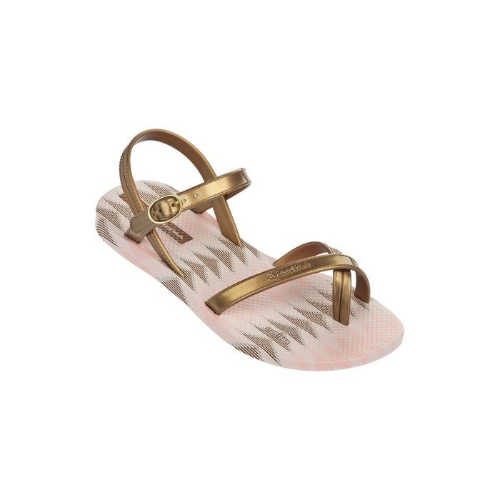 Sandales enfant fashion sand iv beige et doré beige Ipanema