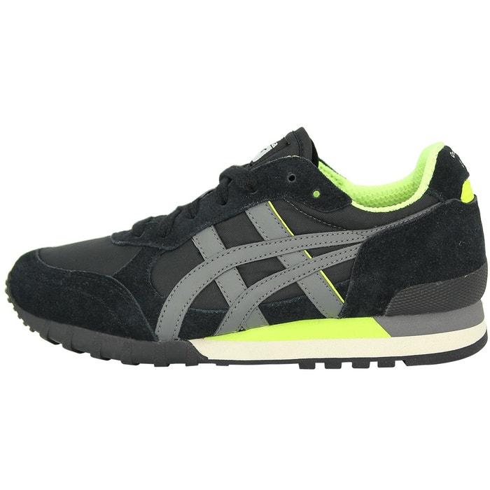 Asics colorado eighty five chaussures mode sneakers homme noir gris noir Asics