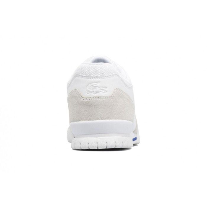 Basket lacoste missouri g117 2 spm - ref. 733spm0001098 blanc Lacoste