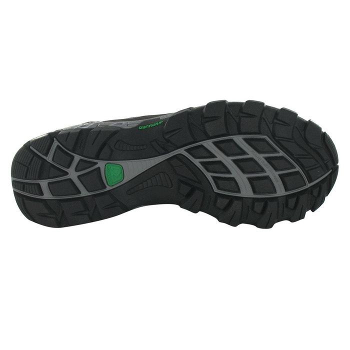 Bottes de marche imperméables randonné gris Karrimor