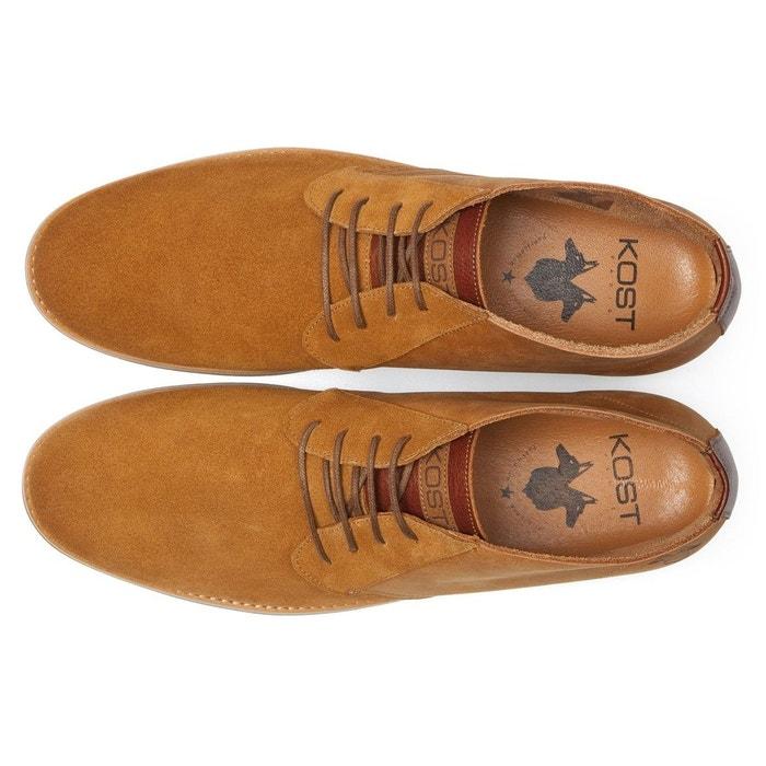 Kost Walker Chukka Boots Velvet