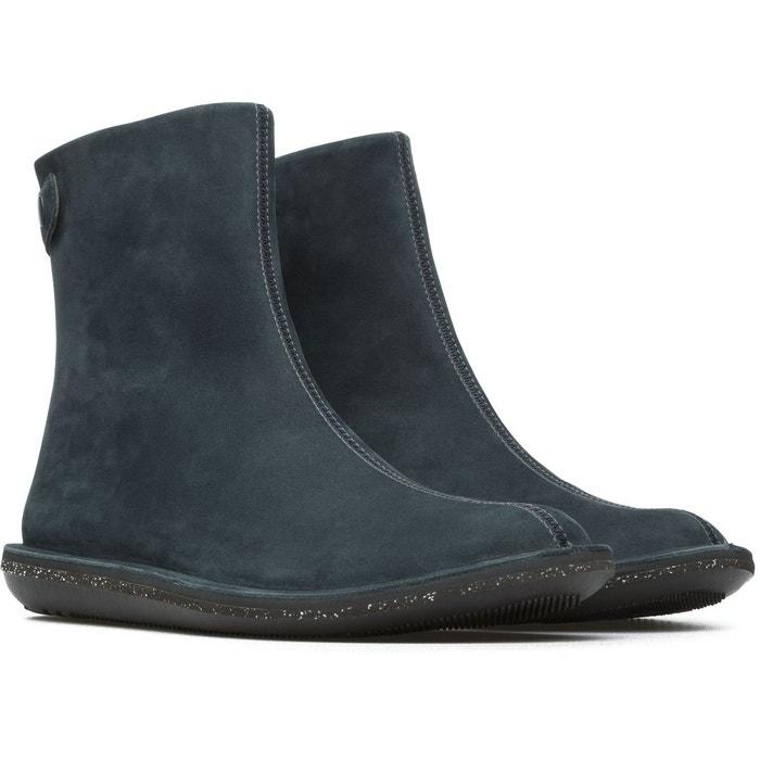 Beetle k400010-008 bottes femme bleu Camper