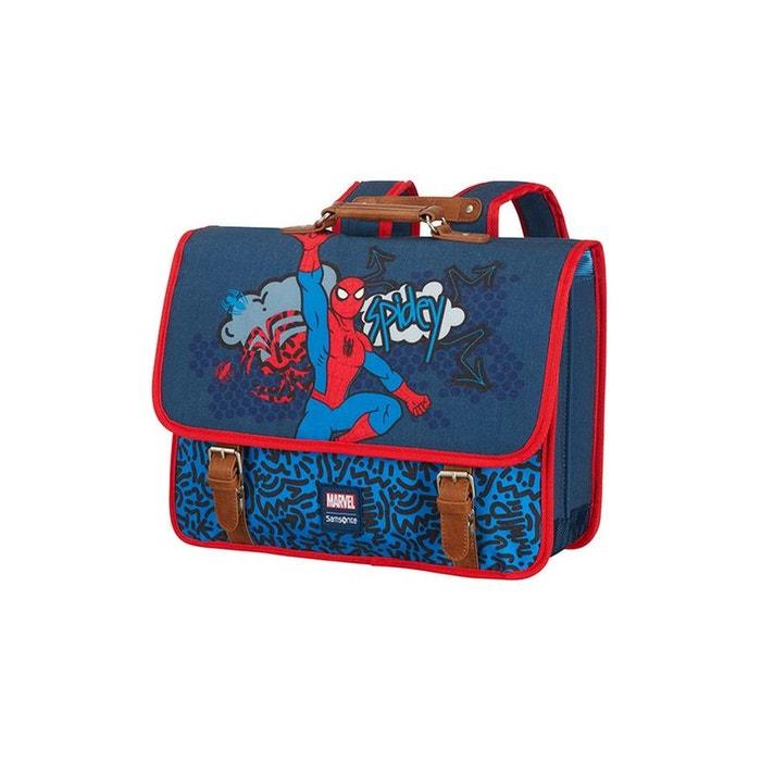 spider man cartable m spiderman pop samsonite la redoute. Black Bedroom Furniture Sets. Home Design Ideas