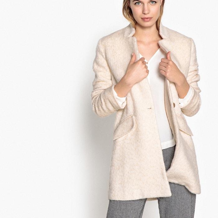 Wool Blend Coat  SUNCOO image 0