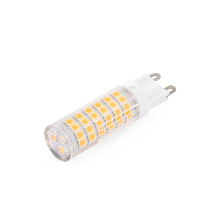 Taille Ampoule G9 : ampoule g9 led 5w 2700k 500lm faro blanc faro la redoute ~ Edinachiropracticcenter.com Idées de Décoration
