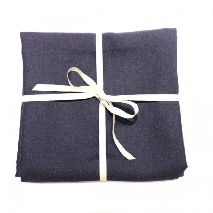 coupon de tissu de lin 3 m tres col ardoise bleut e bleu la mercerie parisienne la redoute. Black Bedroom Furniture Sets. Home Design Ideas