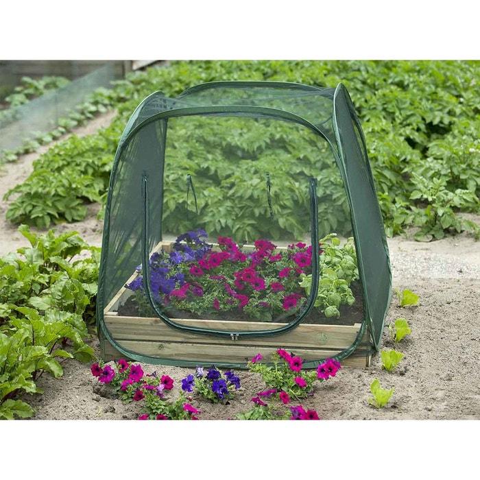 Serre plastique pour carr potager filet anti insectes - Filet plastique jardin ...
