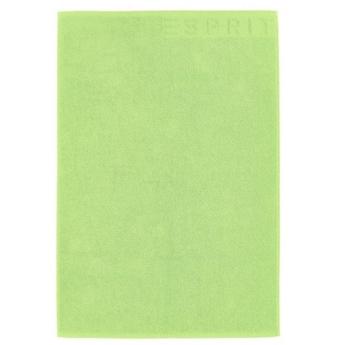 Tapis de bain solid lime lime esprit home la redoute - Redoute tapis de bain ...