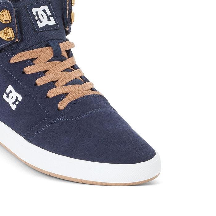 DC Shoes CRISIS HIGH Marine / Camel OWczMC